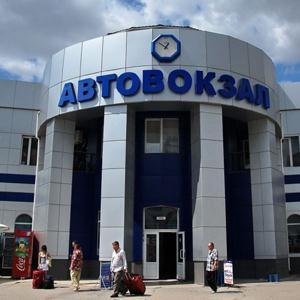 Автовокзалы Новокузнецка