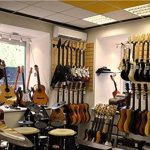 Музыкальные магазины Новокузнецка