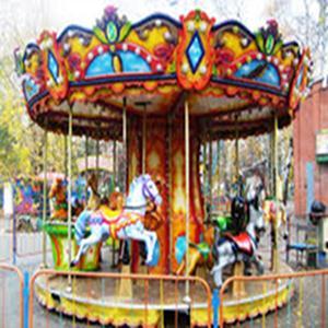 Парки культуры и отдыха Новокузнецка