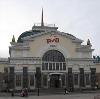 Железнодорожные вокзалы в Новокузнецке