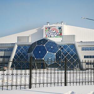 Спортивные комплексы Новокузнецка