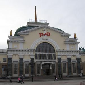 Железнодорожные вокзалы Новокузнецка
